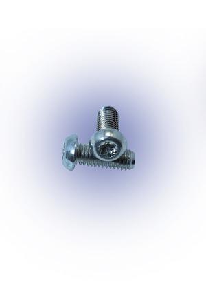 Félgömbfejű imbusz csavar M5x12