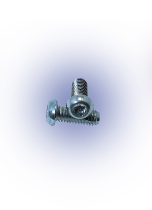 Félgömbfejű imbusz csavar M8x10