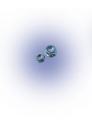 Peremes anyacsavar (sima) M8