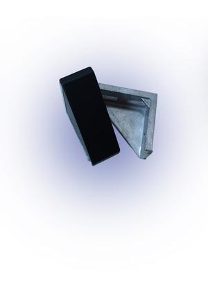 Sarokelem 30x60 I6 (Al.) plain