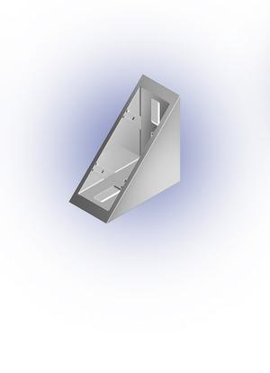 Sarokelem 40x80 I8 Flat