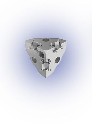 Sarokponti összekötő 30x30 I6